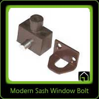 Sash Window Bolt
