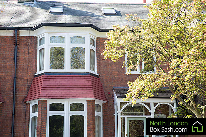 Fords Grove, Wooden Casement Windows