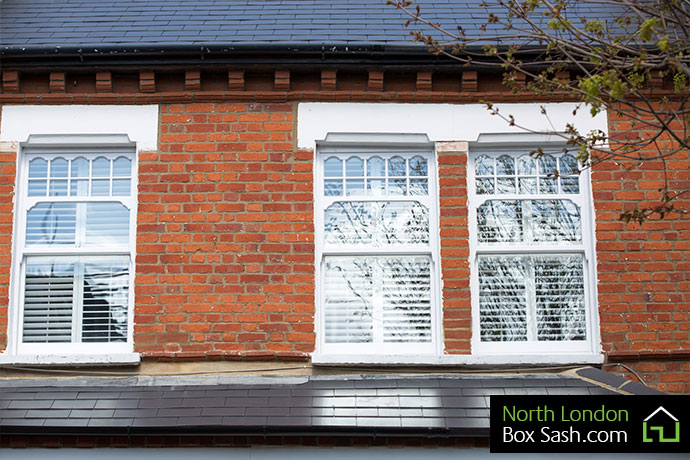Edwardian Sash Windows