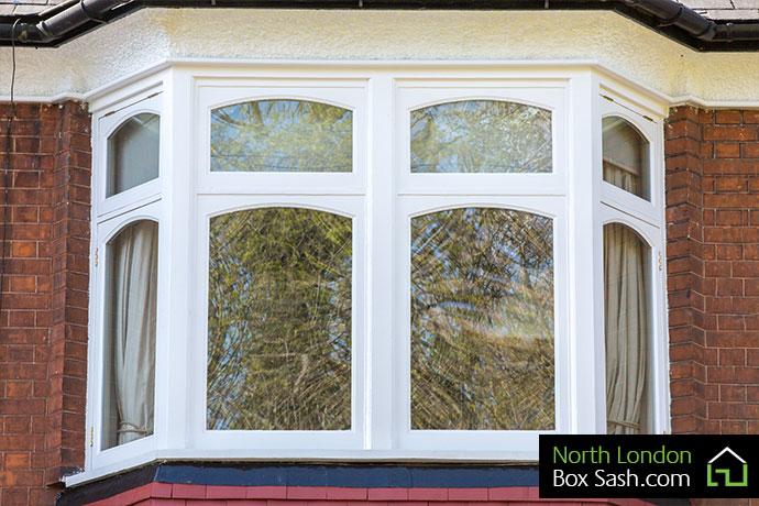 Wooden Casement windows Winchmore Hill