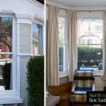 Triple Sash Bay Window