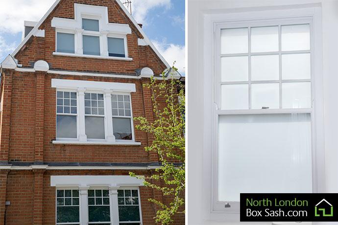 Box Sash Windows Hornsey N8