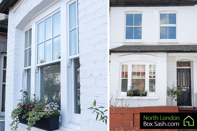 replacement box sash windows crouch end n8 north london box sash windows. Black Bedroom Furniture Sets. Home Design Ideas