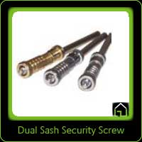 Dual Dash Security Screw