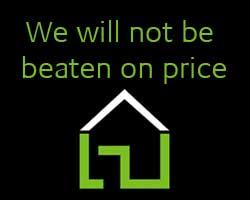 We will not be beaten on price