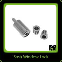 Sash Window Lock 1