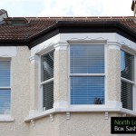 Victorian box sash windows Enfield
