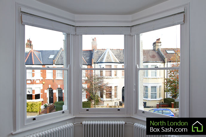 Victorian Sash WIndows North London