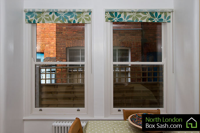 Sash window installers North London