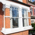 Edwardian Bay windows Crouch End