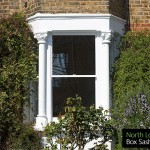 Georgian Box Sash Window