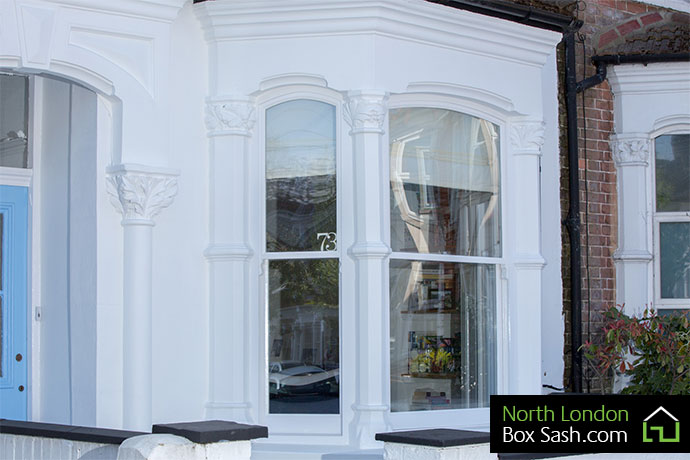 Character Sash Window