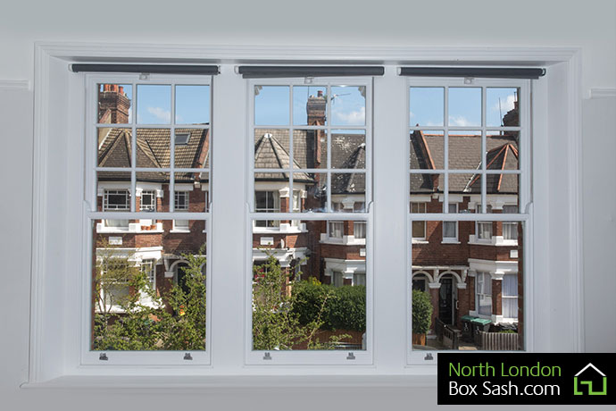 Edwardian Windows