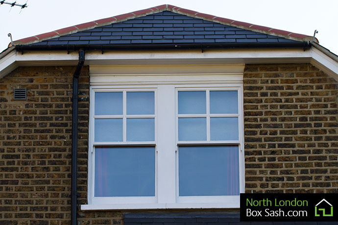 Replacement Victorian Sash Window